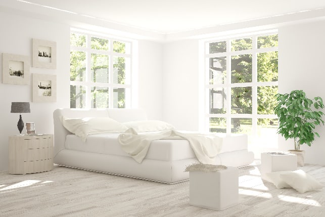 Our 5 Favorite Benjamin Moore Whites (and how to use them)