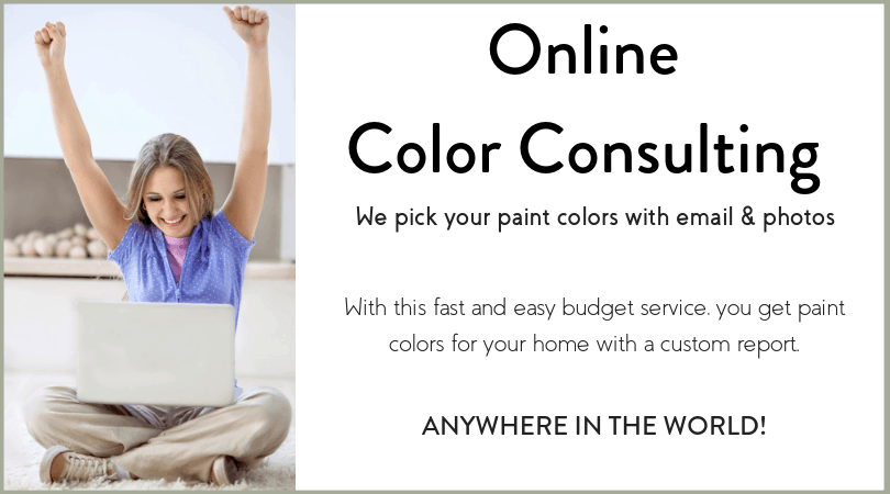 Color concierge offers online color consulting from anywhere in the world.