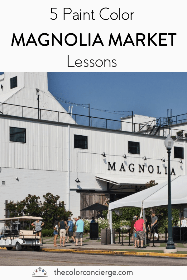 5 paint color lessons from Magnolia Market