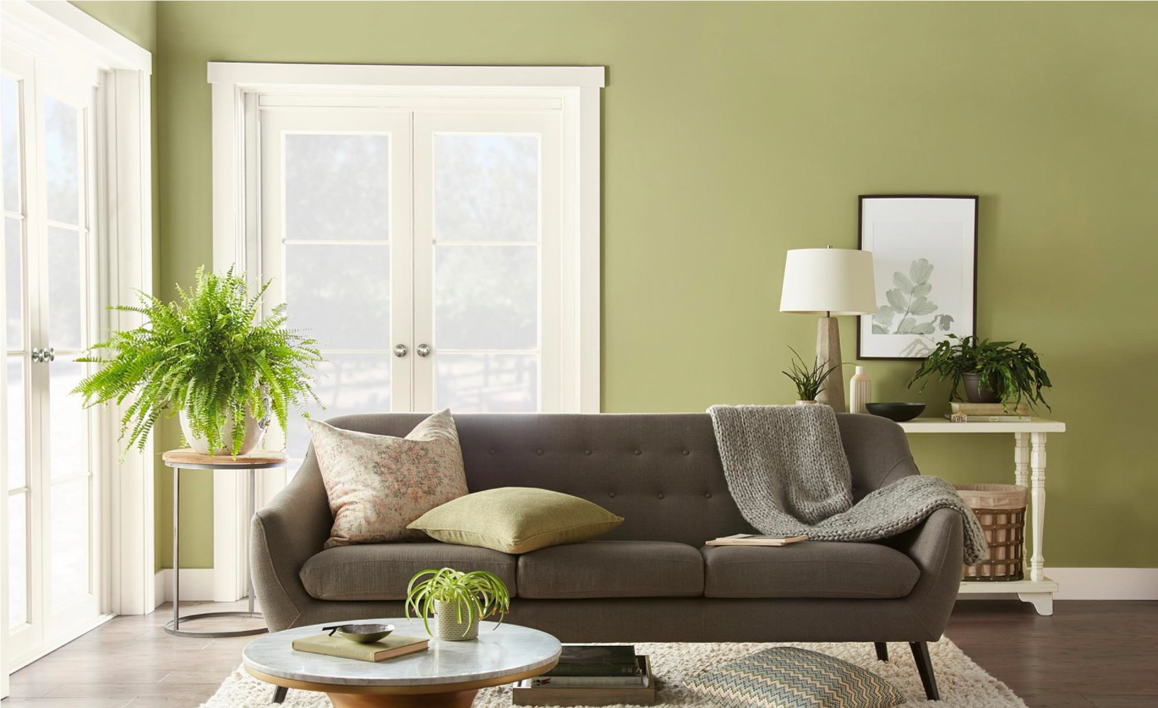 Behr 2020 Color of the Year is Back to Nature S340-4