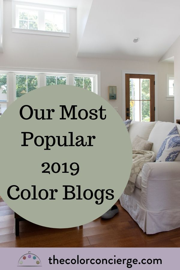2019 Best Color Blogs