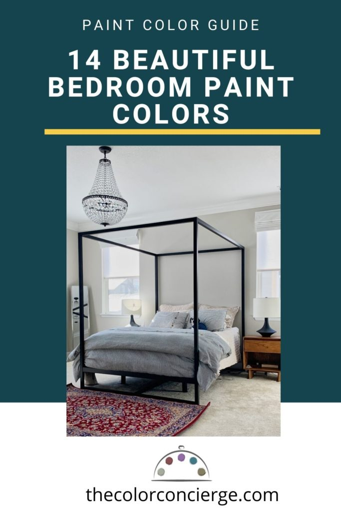 14 Beautiful Bedroom Paint Colors (and how to use them)