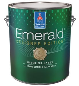 Emerald Designer Edition Interior Latex Paint