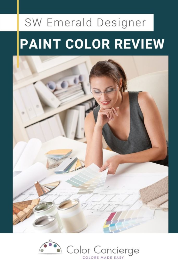 SW Emerald Designer Edition Paint Color Review