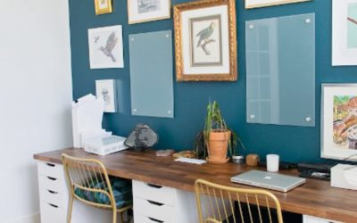 12 Amazing Home Office Paint Colors