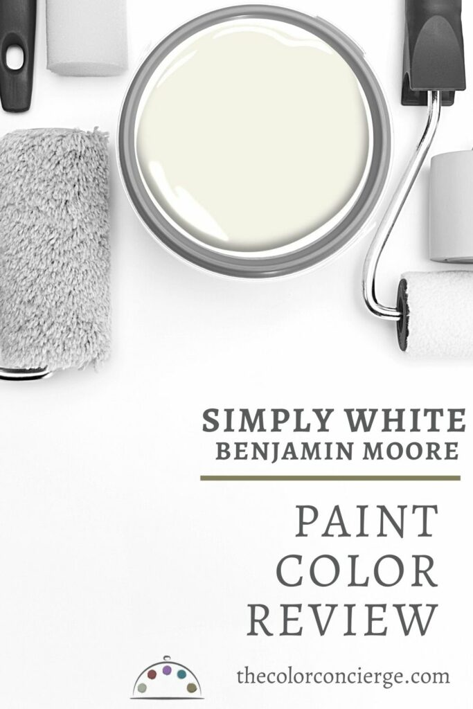 Simply White Paint Color Review