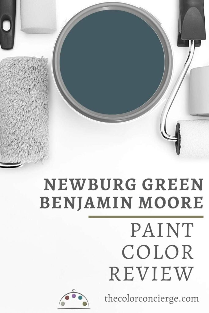 Newburg Green color Review