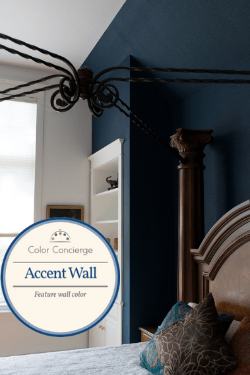 Color Concierge accent walls package